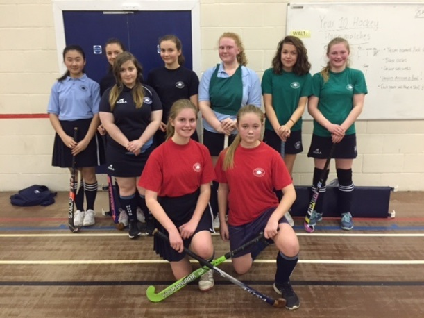 Year 10 hockey