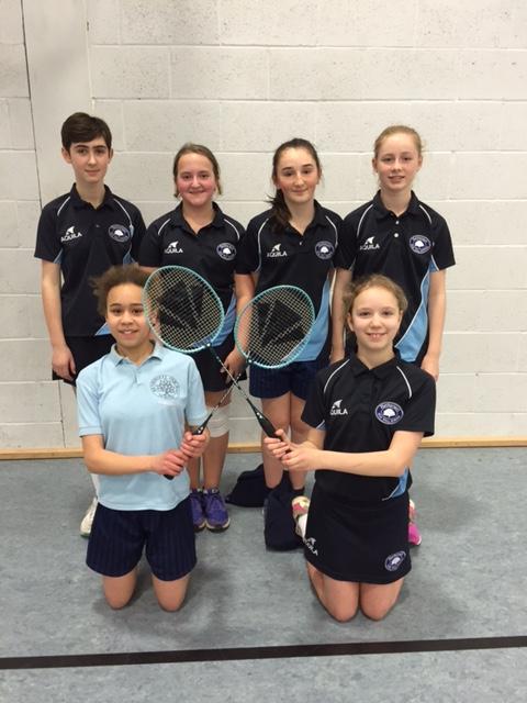 badminton U12