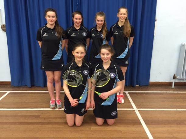 Badminton U14