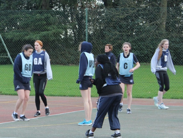 netball action3