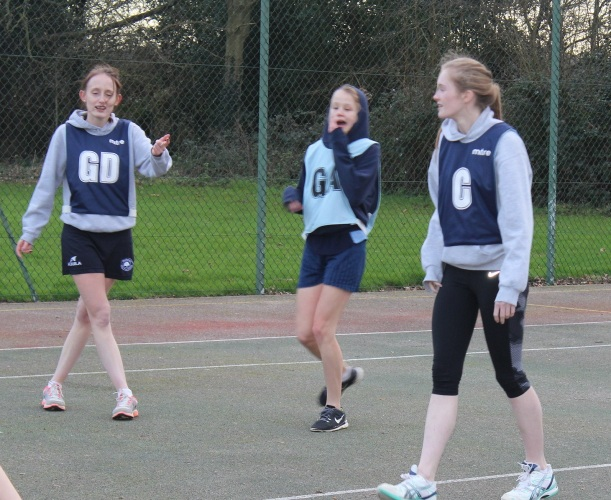netball action5