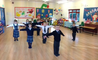 Nursery yoga finding our space
