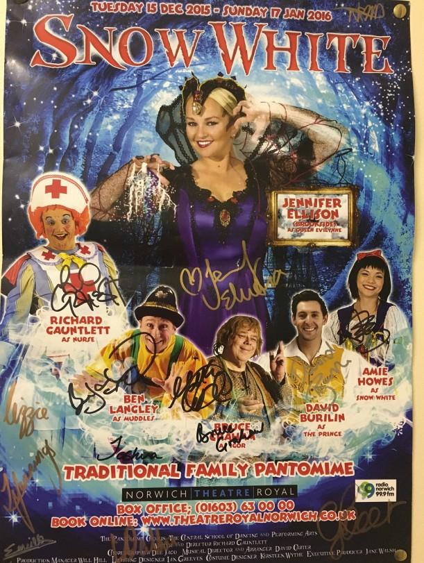 Snow White programme