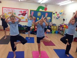 Year 6 yoga3