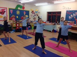 Year 6 yoga4