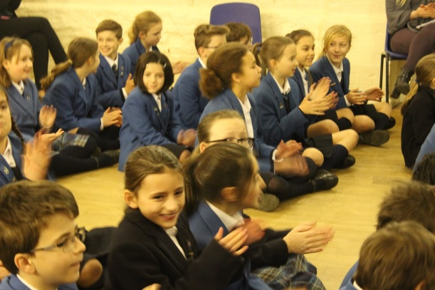 prep pupils assembly2
