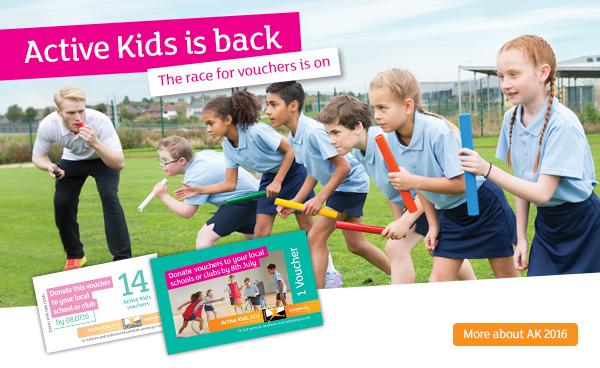 sainbury active kids