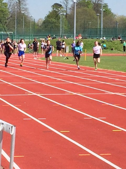 athletics 9th May1