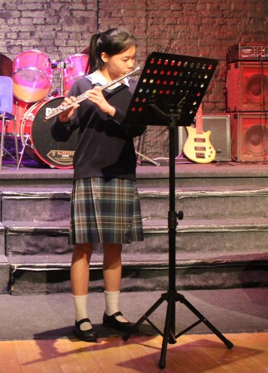 Seniot recital Mollie