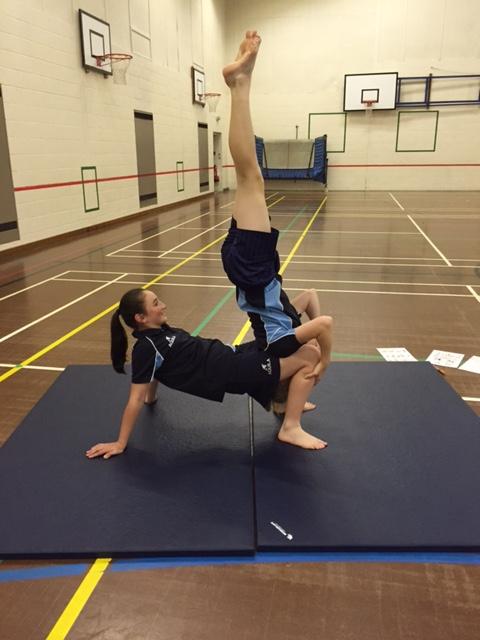 Balancing 5