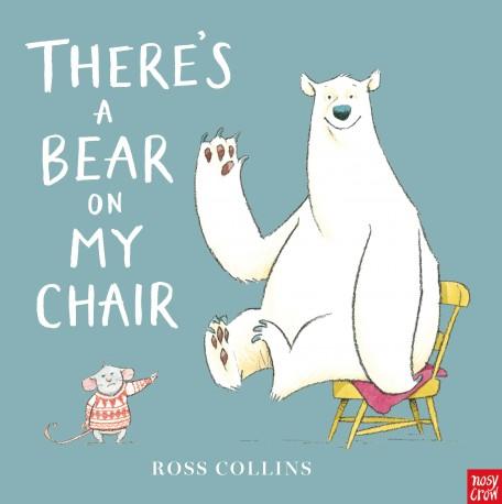 Bear on Chair