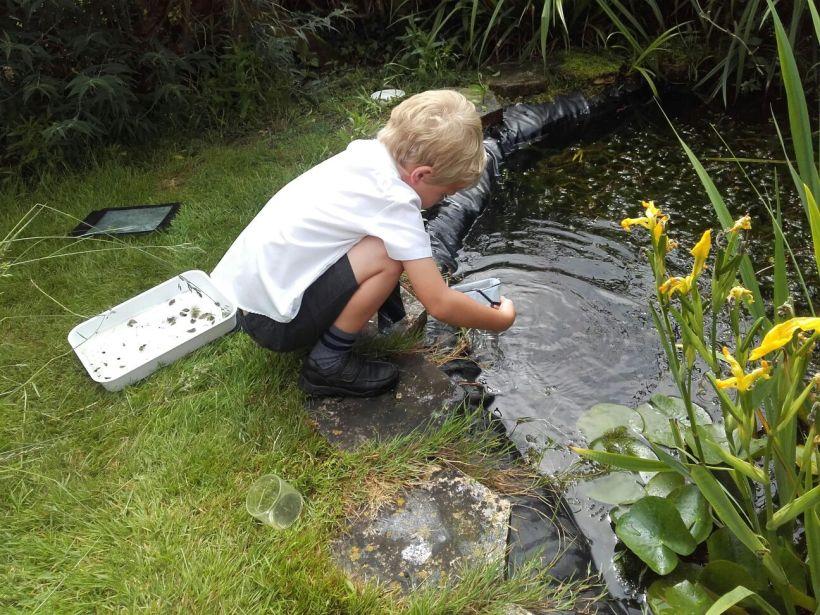 charlie pond