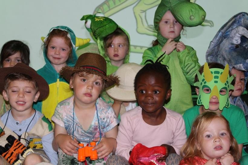 Nursery Dino 13