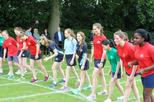 Senior School Sports Day 2016