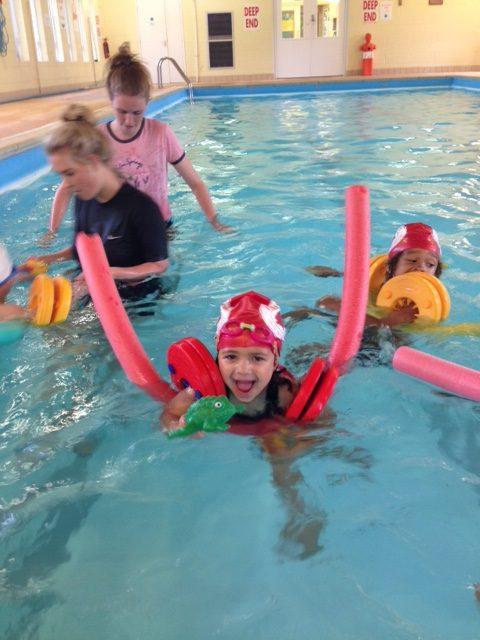 Nursery Swim 1