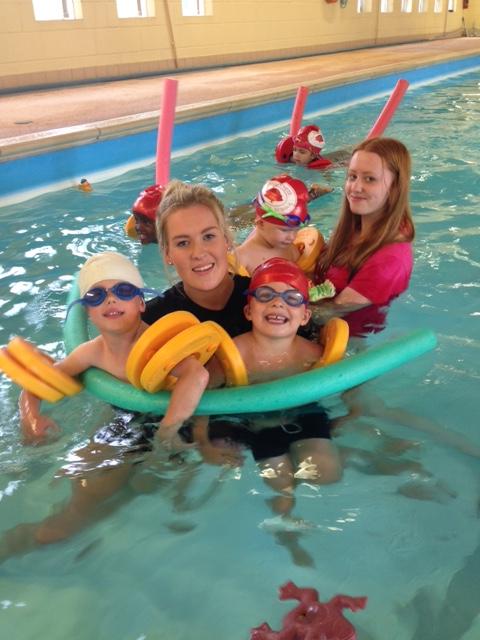Nursery Swim 2