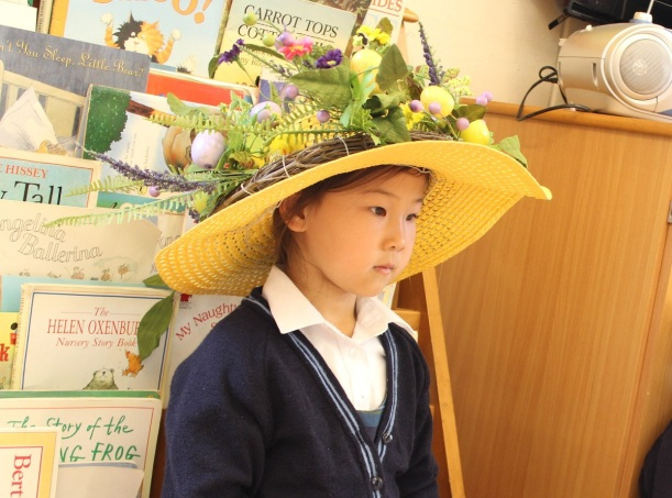 Reminder: we want your Easter bonnets and decorated eggs!
