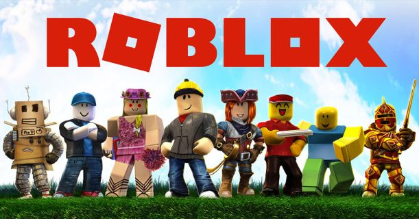 Roblox, a game children play online. Parents are concerned about hackers accessing children's accounts, and video game addiction.